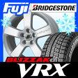 【送料無料 VW(ザ・ビートル)】 BRIDGESTONE ブリヂストン ブリザック VRX 215/60R16 16インチ スタッドレスタイヤ ホイール4本セット 輸入車 OETTINGER エッティンガー RX 6.5J 6.50-16