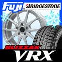 【送料無料】 BRIDGESTONE ブリヂストン ブリザック VRX 215/65R16 16インチ スタッドレスタイヤ ホイール4本セット BRANDLE ブランドル 039 6.5J 6.50-16