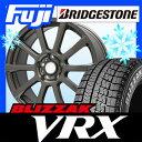 【送料無料】 BRIDGESTONE ブリヂストン ブリザック VRX 215/65R16 16インチ スタッドレスタイヤ ホイール4本セット BRANDLE ブランドル 565Z 6.5J 6.50-16