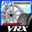 【送料無料】 BRIDGESTONE ブリヂストン ブリザック VRX 245/50R18 18インチ スタッドレスタイヤ ホイール4本セット BRANDLE ブランドル M61 7.5J 7.50-18