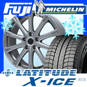 ������̵����MICHELIN�ߥ������ƥ����塼��X-ICEXI2235/60R1818����������åɥ쥹������ۥ�����4�ܥ��å�BRANDLE�֥��ɥ�962��7.5J7.50-18