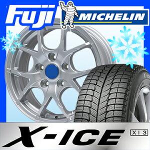 ������̵����MICHELIN�ߥ�����X-ICEXI3195/60R1616����������åɥ쥹������ۥ�����4�ܥ��å�BRANDLE�֥��ɥ�M696.5J6.50-16