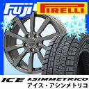 【送料無料 VW(ゴルフ)】 PIRELLI ピレリ ウィンター アイスアシンメトリコ(限定) 20