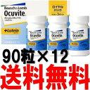 オキュバイト +ルテイン ロイヤルパック×4 (90粒×12:約12ヵ月分)【RCP】10P05Nov16