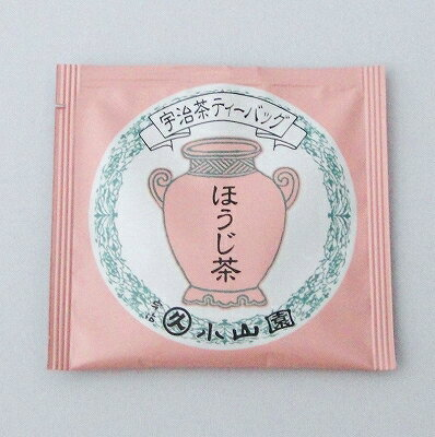 【丸久小山園】【宇治茶】焙じ茶 ティーバッグ 100袋入(個包装)