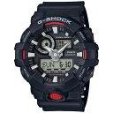 CASIO Gショック カシオ腕時計アナログ/デジタルコンビネーションモデルシリーズGA-700-1AJF