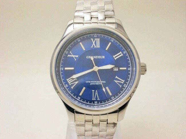 送料無料グランドールGRANDEUR腕時計 GSX050W3