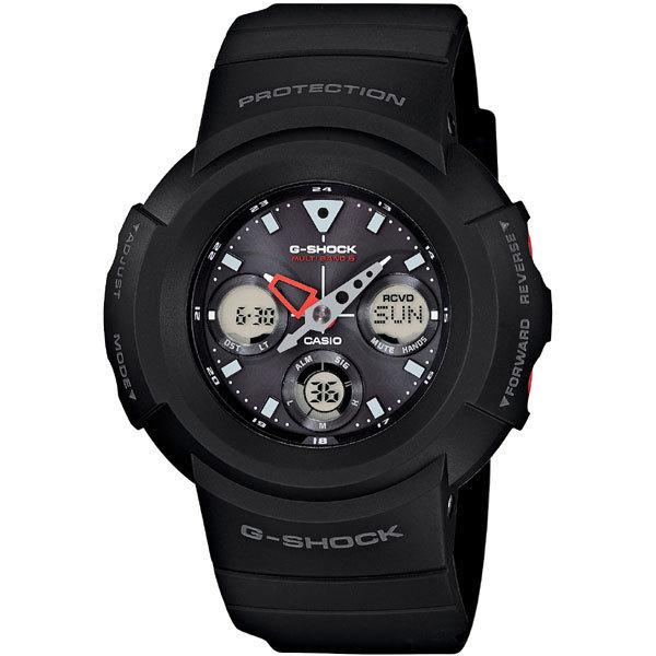 CASIO Gショック カシオ腕時計ソーラー電波時計アナログ/デジタルのコンビネーションモデルAWG-M510-1AJF