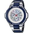 CASIO カシオ腕時計Baby-G ソーラー電波時計トリッパーBGA-1400C-2BJF