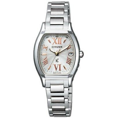 CITIZEN シチズン腕時計 XCクロスシー ティタニア ライン ソーラー電波時計ES8150-56A