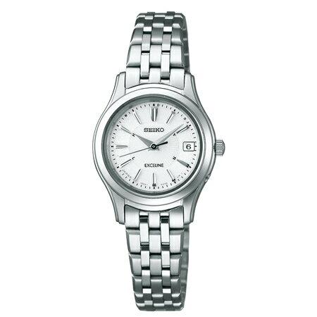SEIKO セイコー腕時計 ソーラー電波時計 エクセリーヌ SWCW023 【?嬉しい】