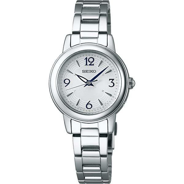 SEIKO セイコー電波 ソーラー腕時計 ティセSWFH015