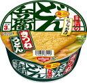 日清 ミニ どん兵衛 きつねうどん【西】 42g 1ケース(12個入)【日清食品】