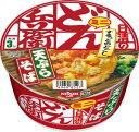 日清 ミニ どん兵衛 天ぷらそば 【西】 46g 1ケース(12個入) 【日清食品】
