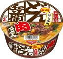 日清 ミニ どん兵衛肉うどん 40g 1ケース(12個入)【日清食品】