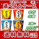 【送料無料】日清 カレーメシ 選べる合計6ケース(36個)セット【日清食品】【smtb-KD】