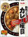 【送料490円(沖縄除く】SB 食品 カレー曜日 辛口 5個パック【SB】