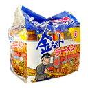 金ちゃんラーメン 5食×6袋 箱(1ケース)【徳島製粉】【沖縄配達休止中です】
