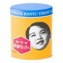 【指定第2類医薬品】目の乾燥感が気になる方・くる病予防に!カワイ肝油ドロップ S 300粒