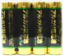 アルカリ乾電池単3形1.5V LR6 4個パック