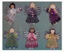 Lake City Craft Christmas Angels クイリングキットクリスマスの天使たち