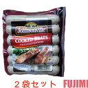 (クール便)Johnsonville COOKED BRATS 396g ×2袋 1399円【 ジョンソンヴィル クックドブラッツ ソーセージ Costco costco コストコ 通販 】