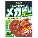 Hachi メガ盛りカレー 中辛 300g 1袋 110円