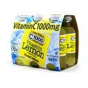 C1000 ビタミンレモン 140ml瓶 90円x6本セット 540円
