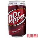 ドクターペッパー 350ml 缶 24本セット 1562円
