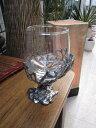 ワイングラスのオブジェ DO-232 9000円