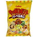 カルビー サッポロポテト バーベQ味 85g 1袋 111円