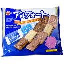 (クール便) ブルボン アルフォート ミルクチョコ&リッチミルクチョコ ファミリーサイズ 204g 315円【チョコ】