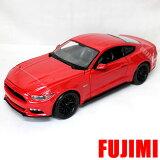 2015 Ford Mustang GT Red 1:18 Maisto 2315 【 フォード マスタング レッド ミニカー 新型 ニューモデル マイスト ダイキャストカー 1/18 】