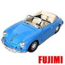 1961 Porsche 356 B Cabriolet blue 1/18 Maisto 2686円 【ポルシェミニカー マイスト オープン クラシック ダイキャストカー カブリオレ 】