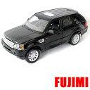 Range Rover Sport Maisto 1/18 blk 2315円 【 ダイキャストカー レンジローバー 黒 ミニカー マイスト SUV 】