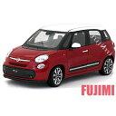 2013 FIAT 500 L red 1/24 WELLY NEX 3300円【2013,フィアット,ミニカー,赤,500L,ダイキャストカー チンク 】