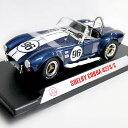 SHELBY COBRA 427 S/C Blue 1/18 Shelby COLLECTIBLES 9167円【シェルビー,コブラ,アメ車,シェルビーコレクティブルズ,ダイキャストカー,ミニカー】