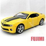 2010 Chevrolet CAMARO SS RS yel Maisto 1/24 3300 【ミニカー,ダイキャストカー,シボレー,黄,カマロ,アメ車】