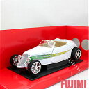 1933 FORD CONVERTIBLE wht 1/18 ROAD Signature 6900円