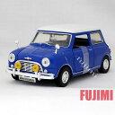 OLD MINI COOPER blu 1/18 MOTOR MAX 6852円 【ダイキャストカー ミニクーパー イギリス ブルー 青 ミニカー クラシック ...