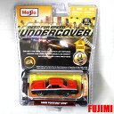 NEED FOR SPEED UNDERCOVER 1965 PONTIAC GTO maisto 1/64 red 1482円【ポンティアック アメ車 ミニカーマイスト ニード フォー スピード】