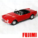 1960 Alfa Romeo Spider 2600 1/24 Welly 3334円 【 アルファ ロメオ スパイダー オープン ミニカー ウェリー コンバーチブル スポーツカー イタ車 】