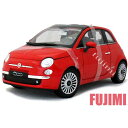 FIAT 500 red 1/18 WELLY COLLECTION 6900円【フィアット,ミニカー,赤,500 チンク ダイキャストカー】