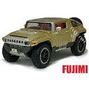 HUMMER HX Concept gold 1/18 Maisto 7048円 【Hummer,ミニカー,HXコンセプト,ゴールド,マイスト】