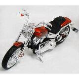 Harley Davidson 2014 CVO BREAKOUT 1/12 Maisto 2686�ߡڥϡ��졼 ���ӥåɥ��� �֥쥤�������� H-D Motorcycle ����ꥫ�� �⡼������������ �Х��� �������㥹�ȥ�ǥ�ۡ�151202�ۡڥ���ӥ˼����б����ʡ�