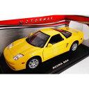 HONDA ACURA NSX yel 1/18 MOTOR MAX 6900円 【ホンダ アキュラ モーターマックス 黄 イエロー ミニカー ダイキャストカー スーパーカー 】