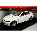 BMW M3 COUPE wht 1/24 MOTOR MAX 3612円 【 ドイツ車 ビーエムダ