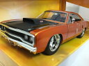 FAST AND FURIOUS Dom's Plymouth Road Runner 1/24 JADA 3612円 【ワイルド スピード 7 Sky Mis...