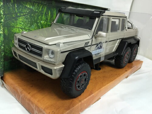 JURASSIC WORLD - MERCEDES-BENZ AMG G63 6X6 1/…...:fujimi-cc:10011315