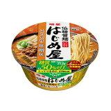 明星 低糖質麺 はじめ屋 糖質50%オフ こってり味噌味 172円×12個入り 2064円【カップラーメン 糖質off ノンフライ 】